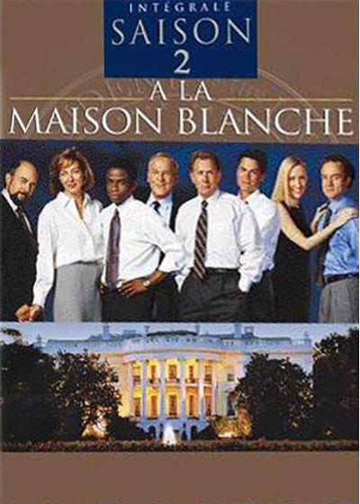 Dvdfr la maison blanche saison 2 dvd for A la maison blanche saison 3