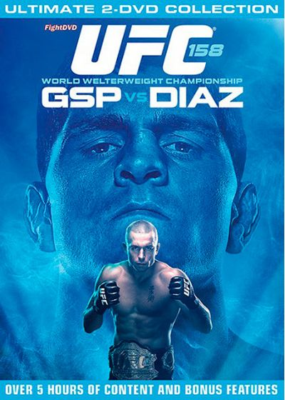 UFC 158 : St Pierre vs. Diaz - DVD
