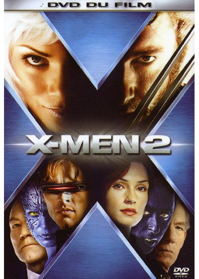 X-Men 2 (Édition Simple) - DVD