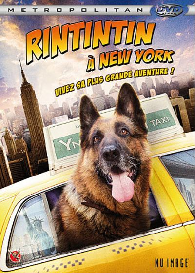 Rintintin à New York - DVD