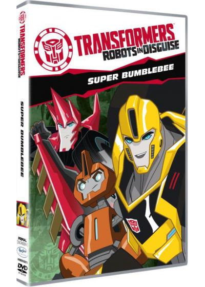 Transformers - Robots in Disguise - Vol. 2 : Super Bumblebee - DVD