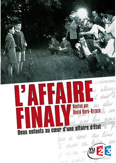 L'Affaire Finaly - DVD