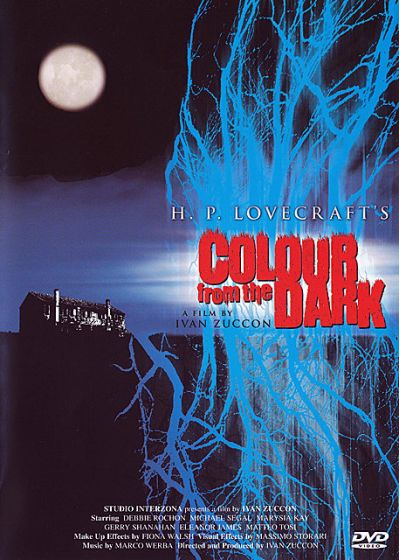 Colour From the Dark (Édition Collector Limitée) - DVD