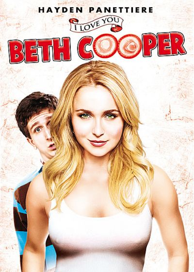 I Love You, Beth Cooper - DVD