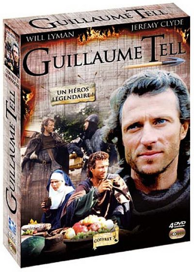 Les Aventures de Guillaume Tell - Coffret 3 - DVD