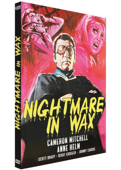Nightmare in Wax - DVD