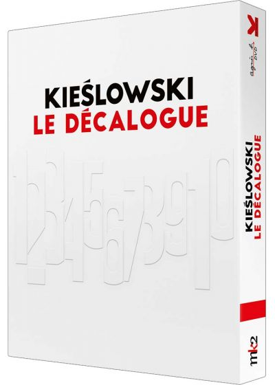 Le Décalogue - Blu-ray