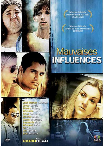Mauvaises influences - DVD