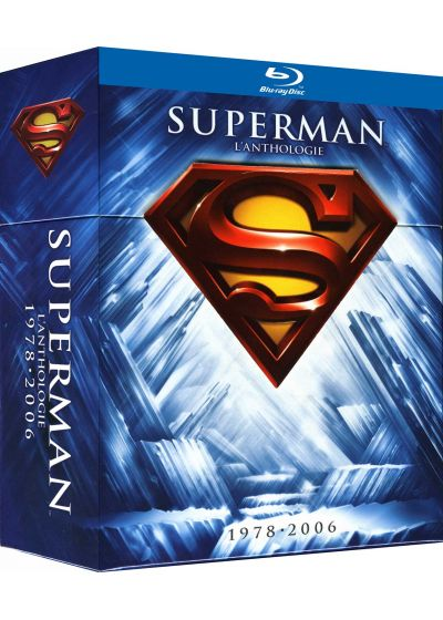 Superman - L'anthologie - Blu-ray