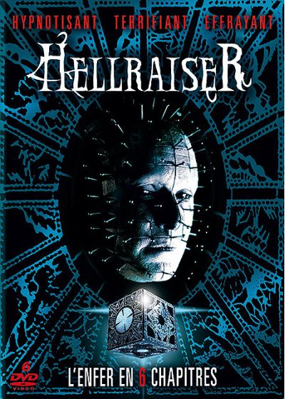 Hellraiser - Coffret - L'enfer en 6 films - DVD