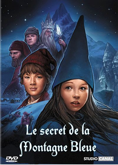 Le Secret de la montagne bleue - DVD