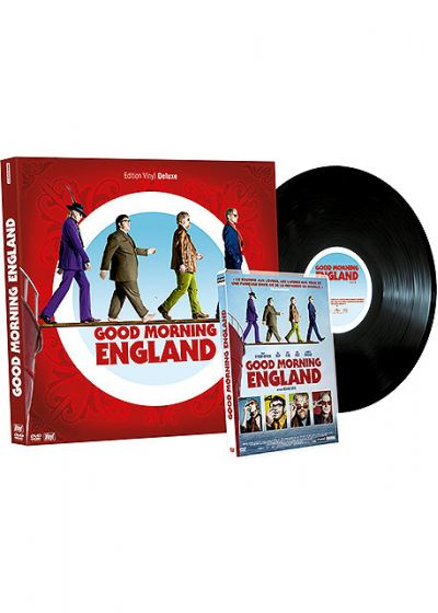 Good Morning England (Édition Collector Disque Vinyle) - DVD