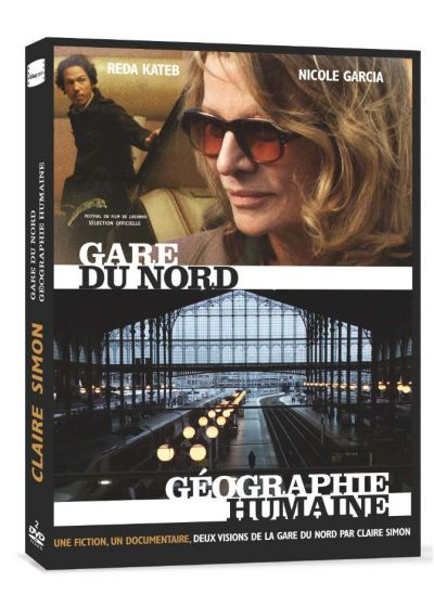Gare du Nord + Géographie humaine - DVD