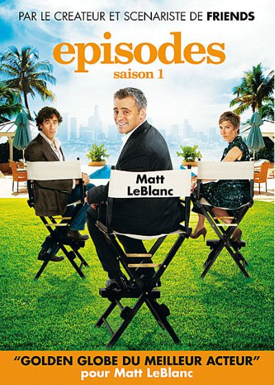 Episodes - Saison 1 - DVD