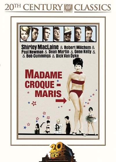 Madame croque-maris - DVD