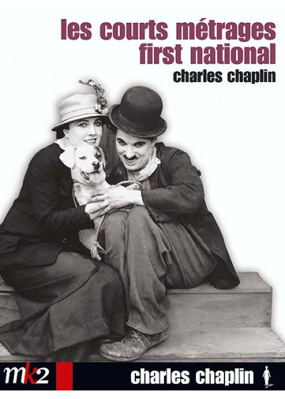 Courts métrages First National Charles Chaplin - DVD
