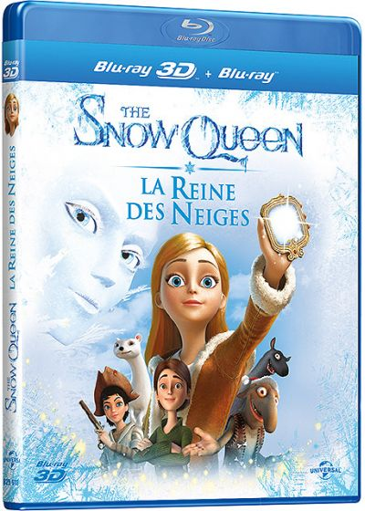 The Snow Queen, La Reine des Neiges (Blu-ray 3D) - Blu-ray 3D