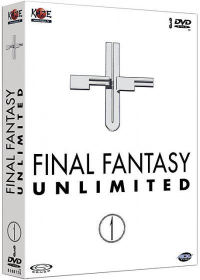 Final Fantasy : Unlimited - Box 1/2 - DVD