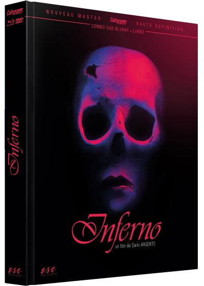 Inferno (Édition Collector Blu-ray + DVD + Livret) - Blu-ray
