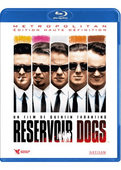Reservoir Dogs - Blu-ray