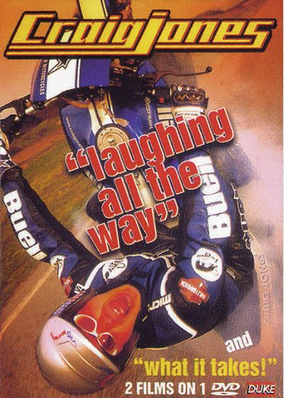 Craig Jones - Laughing All The Way + What It Takes ! - DVD