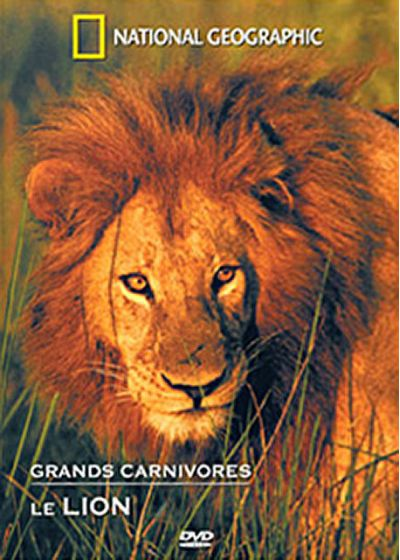National Geographic - Grands carnivores : le lion - DVD