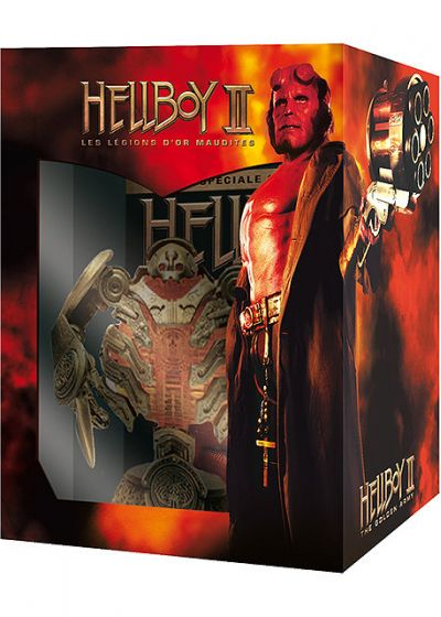 Hellboy II, Les légions d'or maudites (Ultimate Edition) - DVD