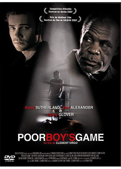 Poor Boy's Game - DVD