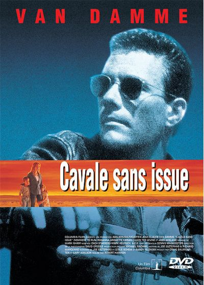Cavale sans issue - DVD