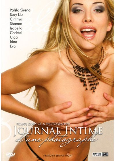 Journal intime d'une photographe - DVD