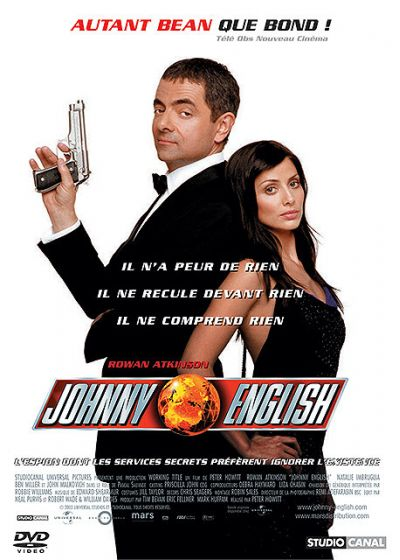 Johnny English - DVD