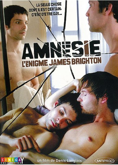 Amnésie, l'énigme James Brighton - DVD