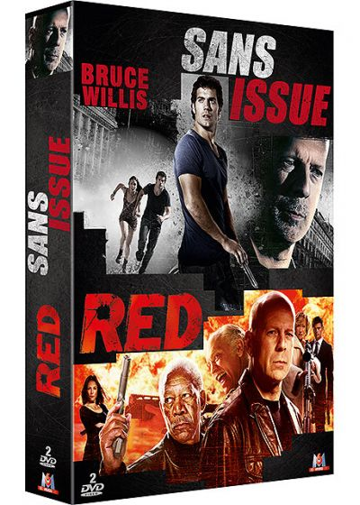 Sans issue + RED (Pack) - DVD