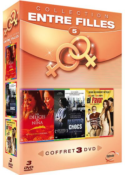 Collection Entre filles - 5 - DVD