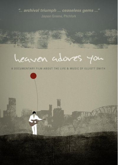 Elliot Smith : Heaven Adores You - DVD