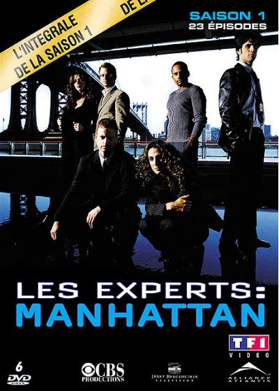 Les Experts : Manhattan - Saison 1 - DVD