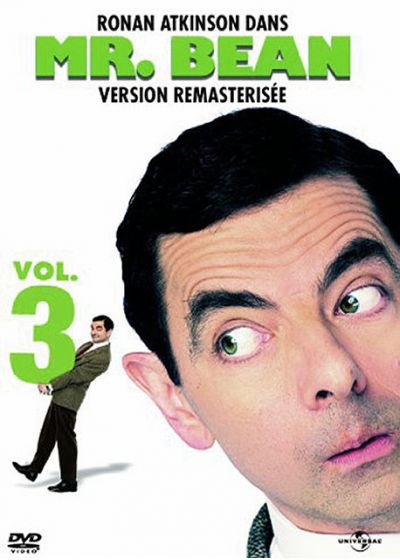 Mr. Bean - Volume 3 - DVD