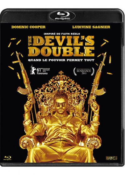 The Devil's Double - Blu-ray