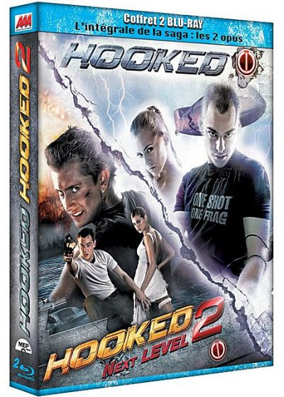 Hooked + Hooked 2 - Next Level (Pack) - Blu-ray