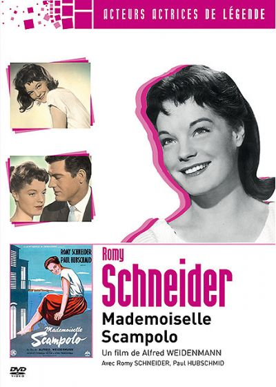 Mademoiselle Scampolo - DVD
