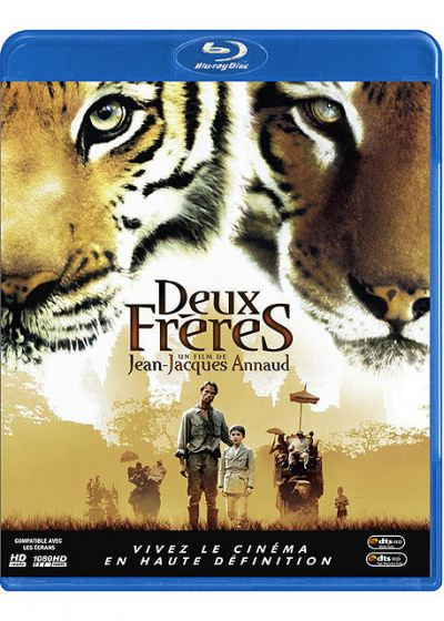 Deux frères - Blu-ray