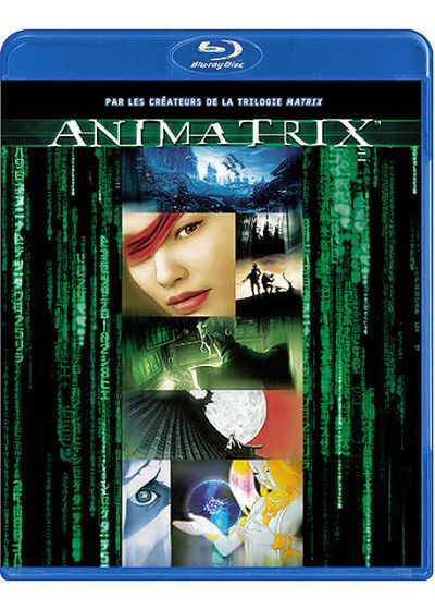 Animatrix - Blu-ray