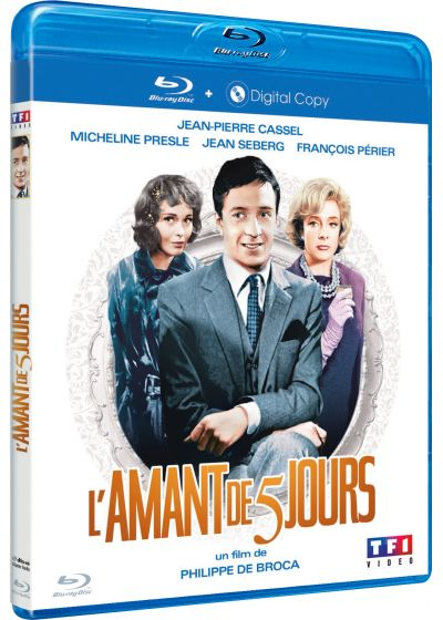 L'Amant de 5 jours (Blu-ray + Copie digitale) - Blu-ray