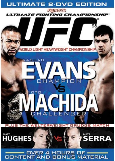 UFC 98 : Evans vs Machida - DVD