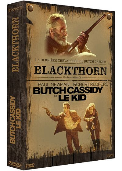 Western : Blackthorn + Butch Cassidy et le Kid (Pack) - DVD