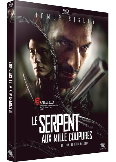 Le Serpent aux mille coupures - Blu-ray