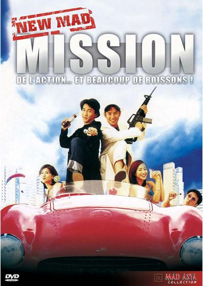 New Mad Mission - DVD
