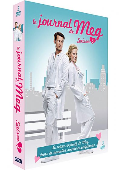 Le Journal de Meg - Saison 3 - DVD