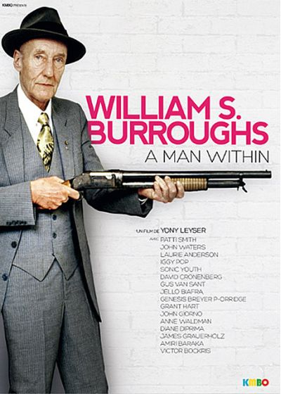 William S. Burroughs, A Man Within - DVD