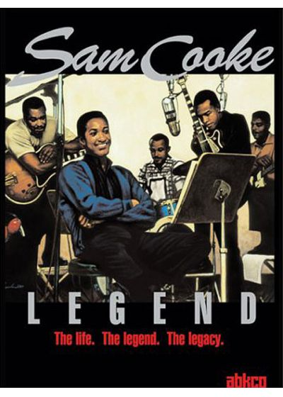 Cooke, Sam - Legend - DVD